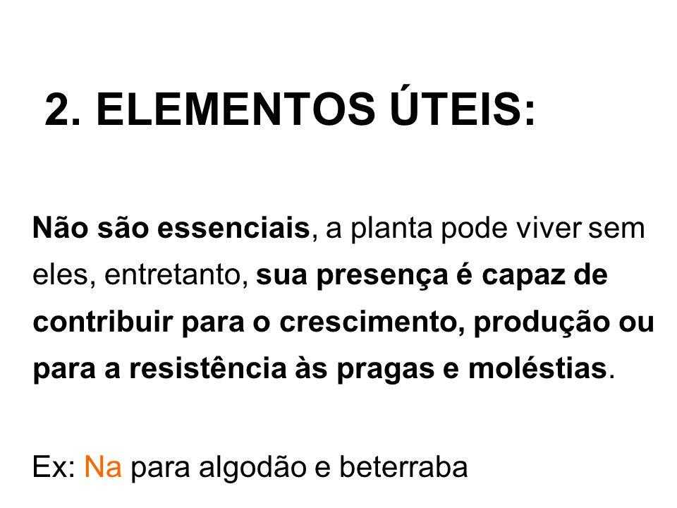 2. ELEMENTOS ÚTEIS: