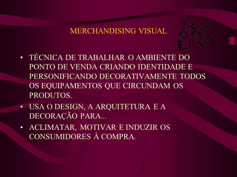 MERCHANDISING VISUAL