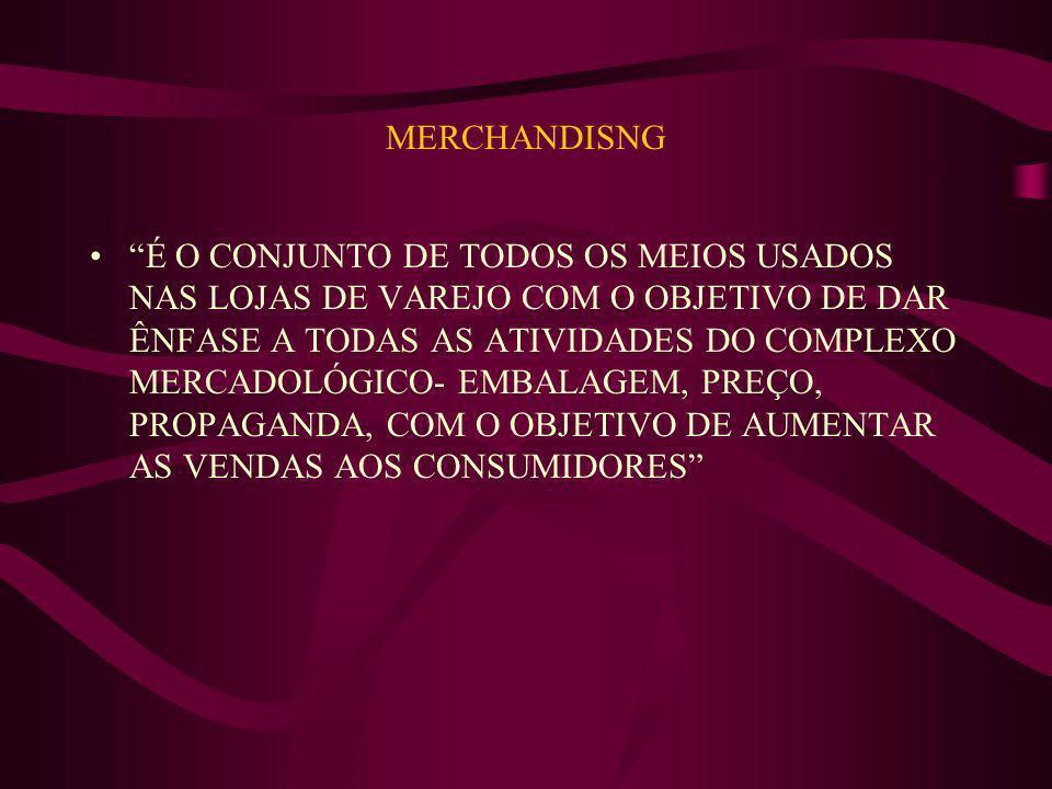 MERCHANDISNG