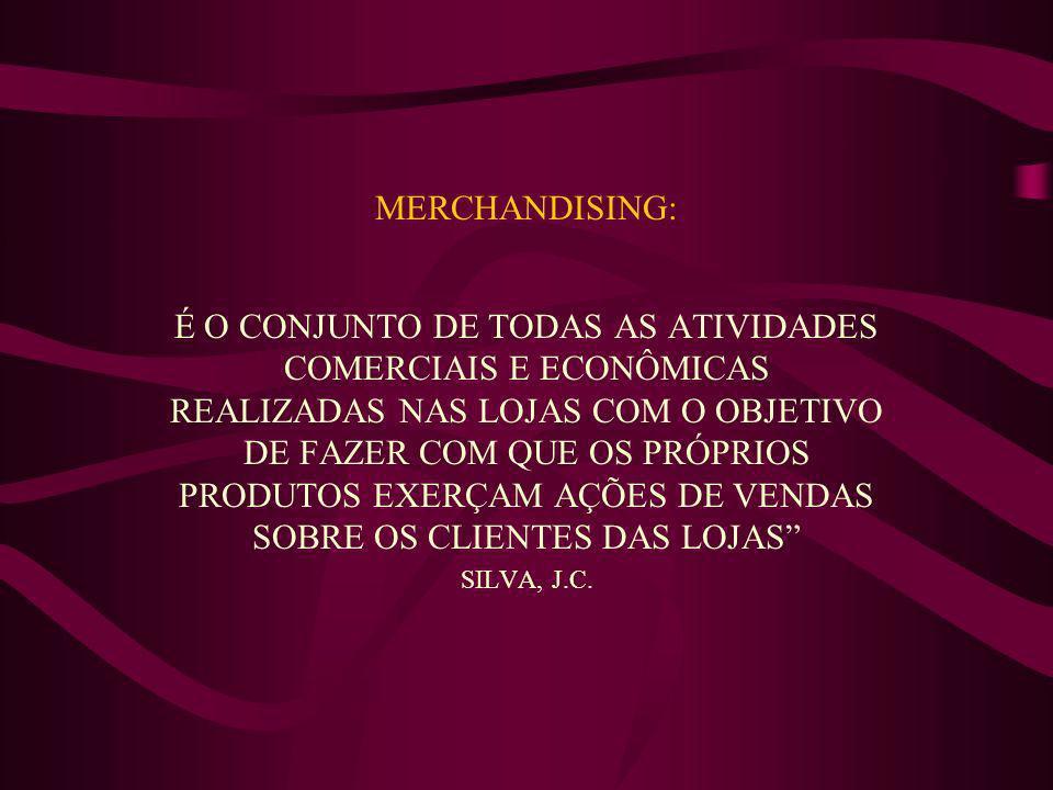 MERCHANDISING: