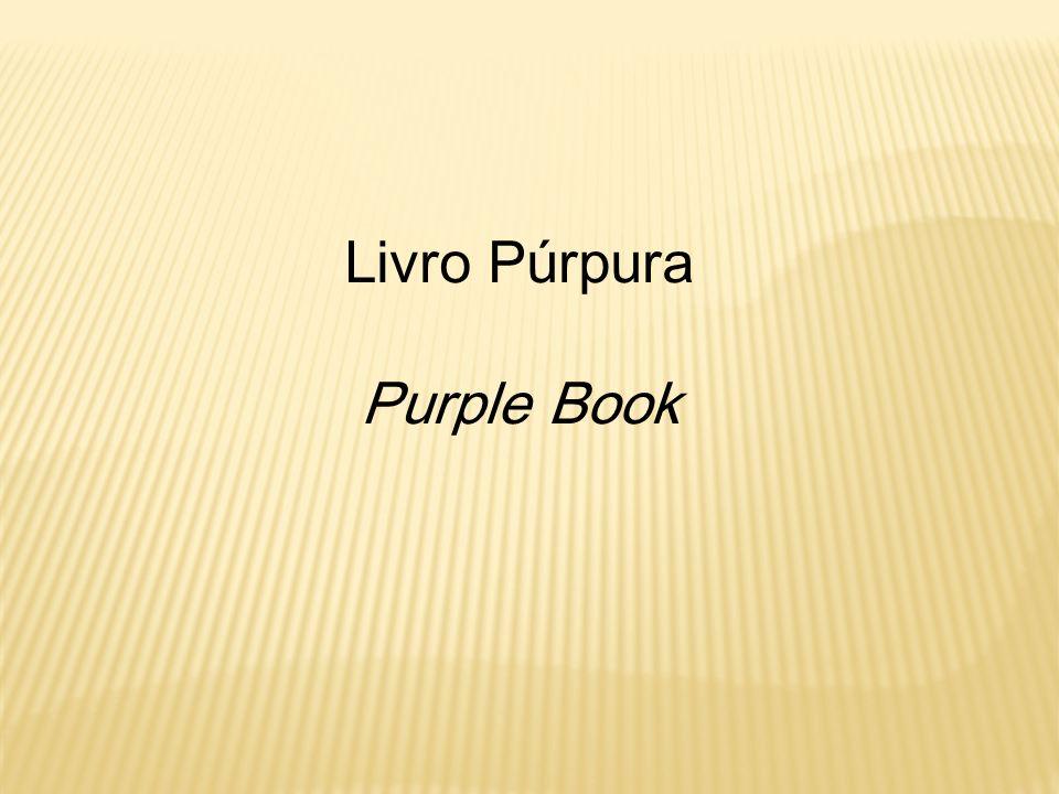 Livro Púrpura Purple Book