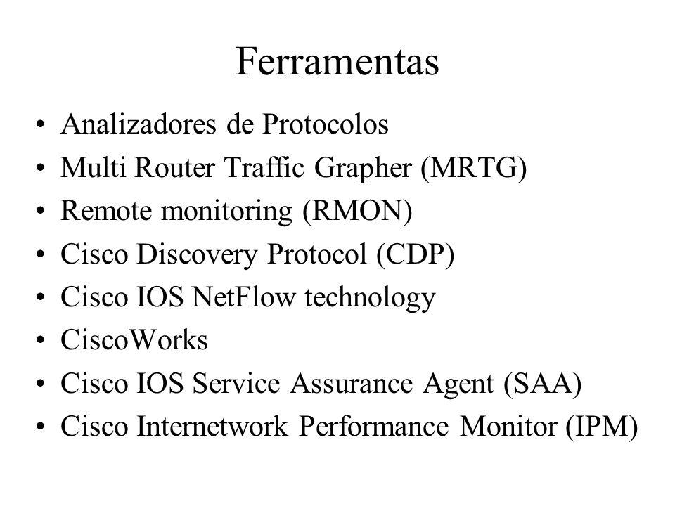Ferramentas Analizadores de Protocolos