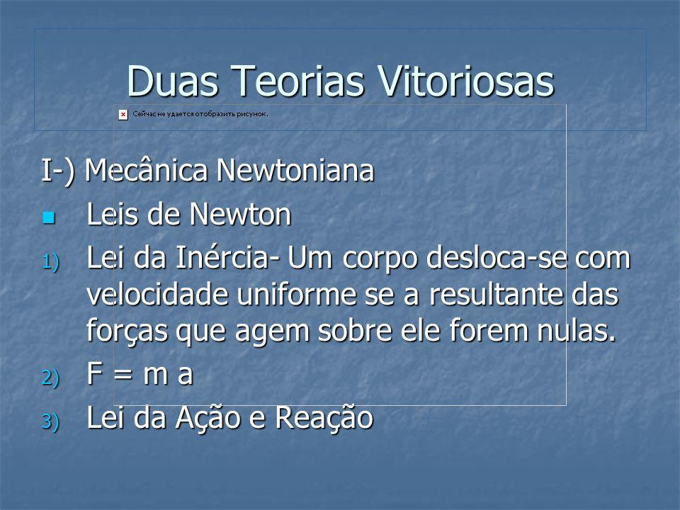 Duas Teorias Vitoriosas