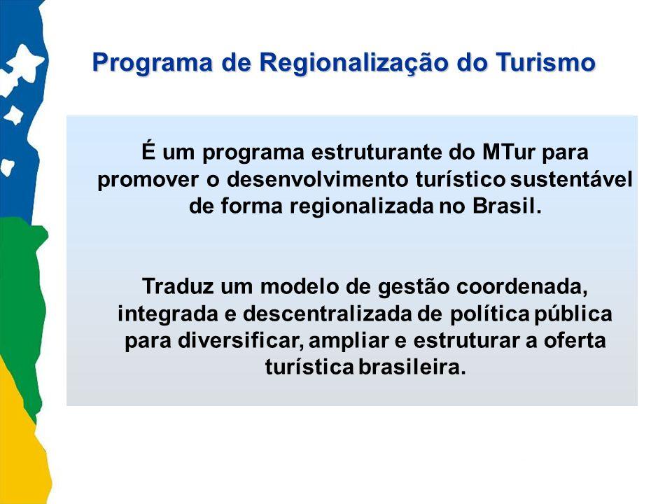Programa de Regionalização do Turismo
