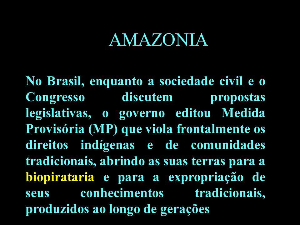 B AMAZONIA