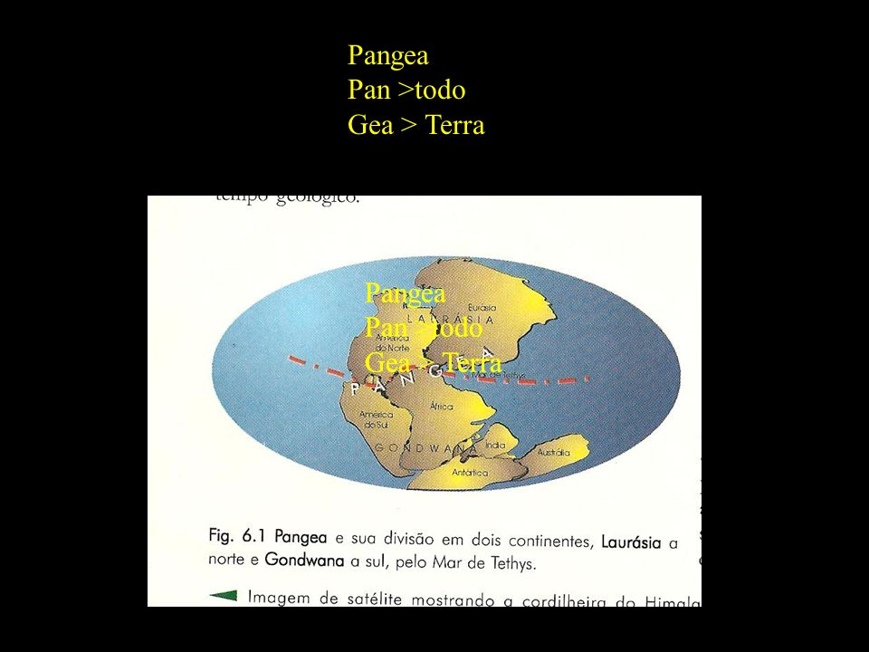 Pangea Pan >todo Gea > Terra