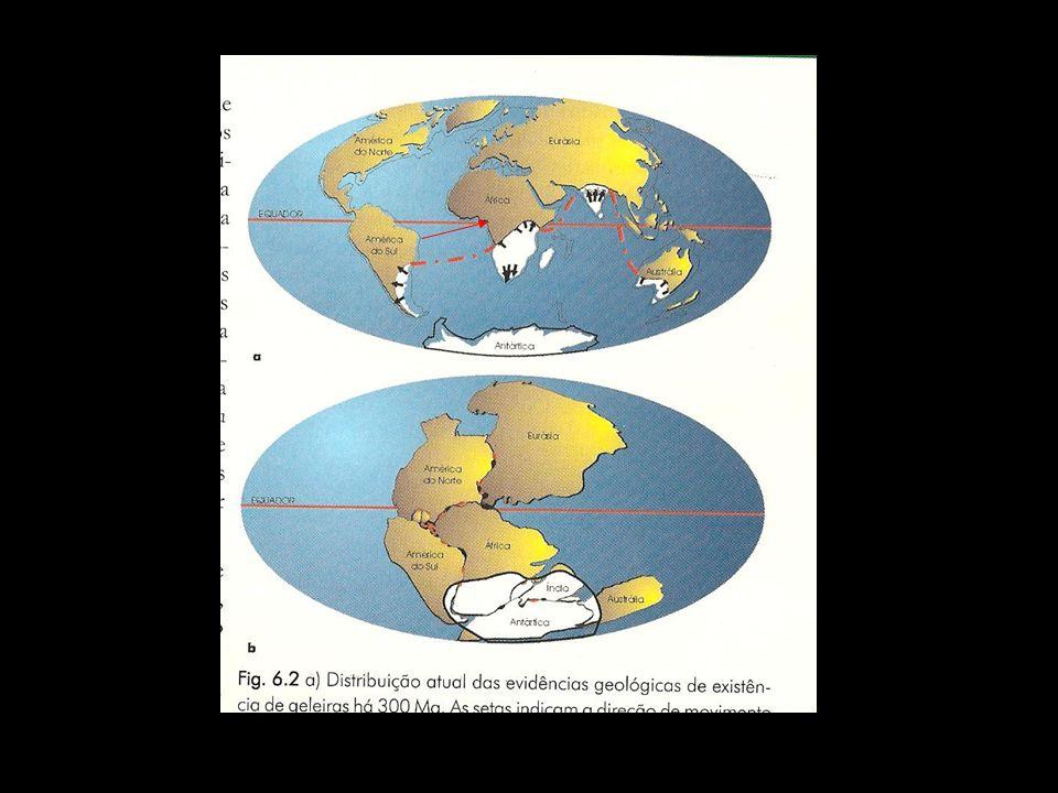 Divisão em 02 continentes