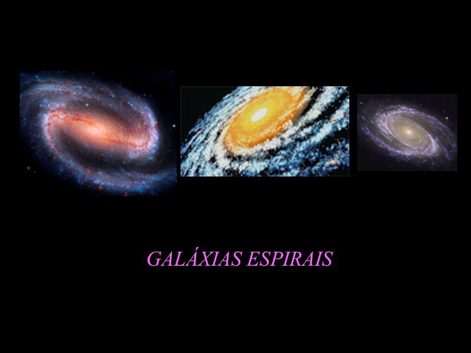 FOTO DE UMA GALAXIA GALÁXIAS ESPIRAIS