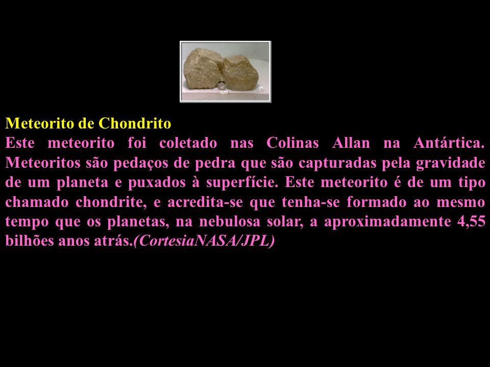 Meteorito de Chondrito