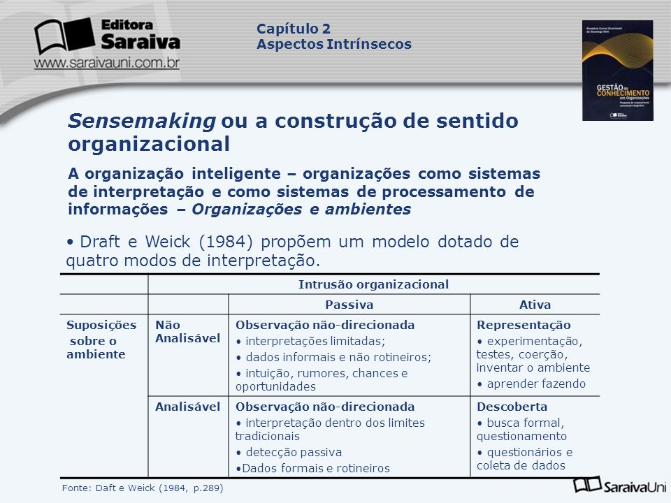 Intrusão organizacional