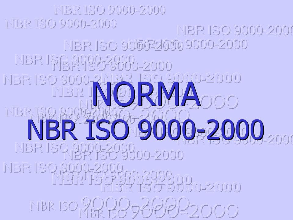 NBR ISO 9000-2000 NORMA NBR ISO 9000-2000
