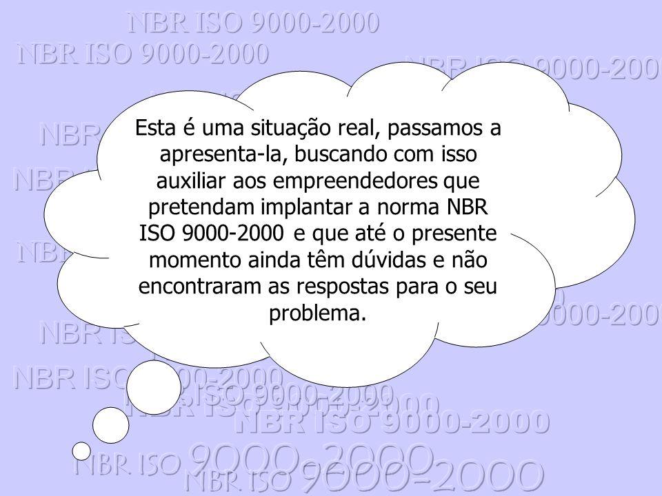 NBR ISO 9000-2000 NBR ISO 9000-2000 NBR ISO 9000-2000