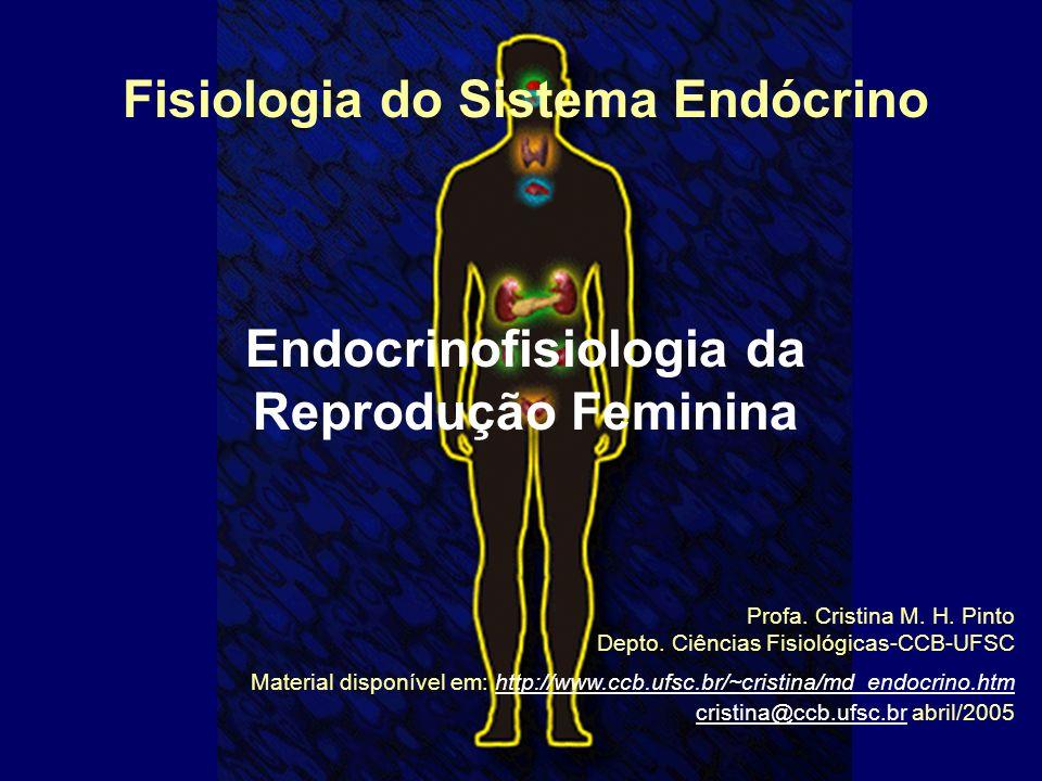 Fisiologia do Sistema Endócrino Endocrinofisiologia da