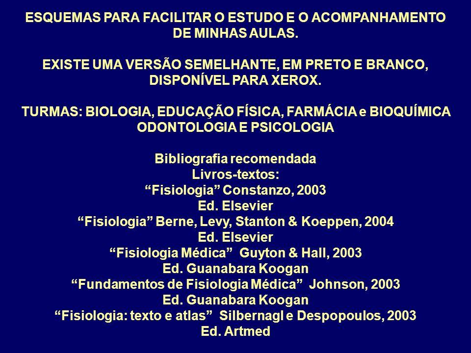 ESQUEMAS PARA FACILITAR O ESTUDO E O ACOMPANHAMENTO DE MINHAS AULAS.