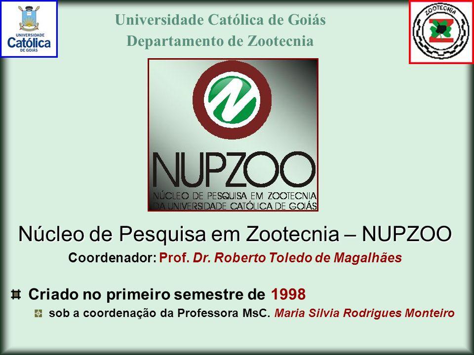 Núcleo de Pesquisa em Zootecnia – NUPZOO