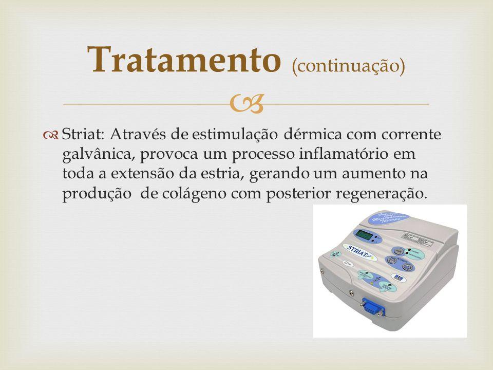 Tratamento (continuação)