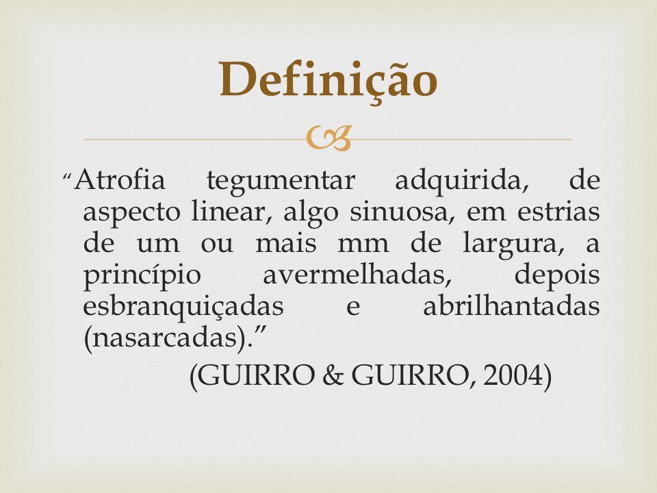 Definição (GUIRRO & GUIRRO, 2004)