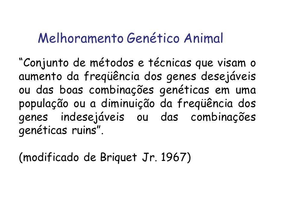 Melhoramento Genético Animal
