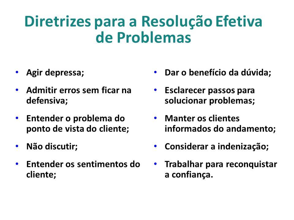 Diretrizes para a Resolução Efetiva de Problemas