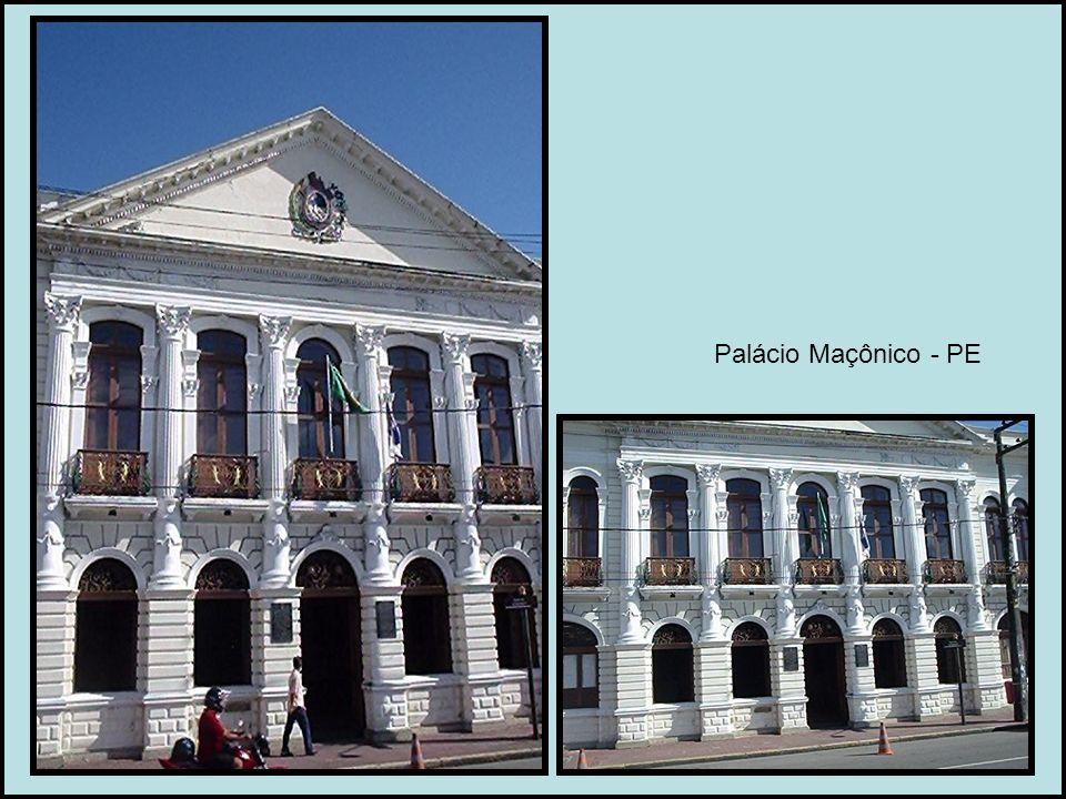 Palácio Maçônico - PE