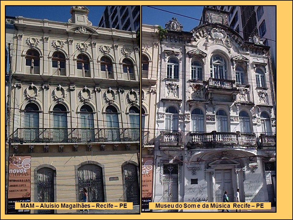 MAM – Aluísio Magalhães – Recife – PE
