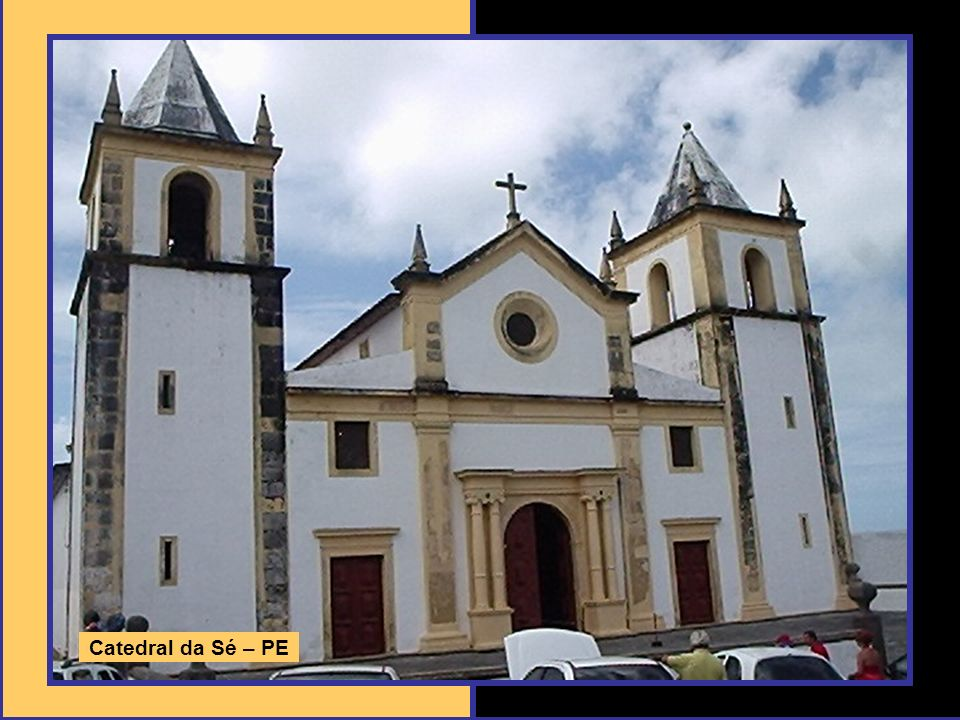 Catedral da Sé – PE