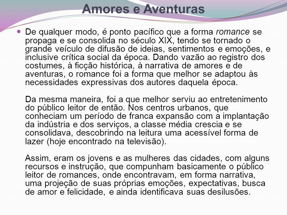Amores e Aventuras
