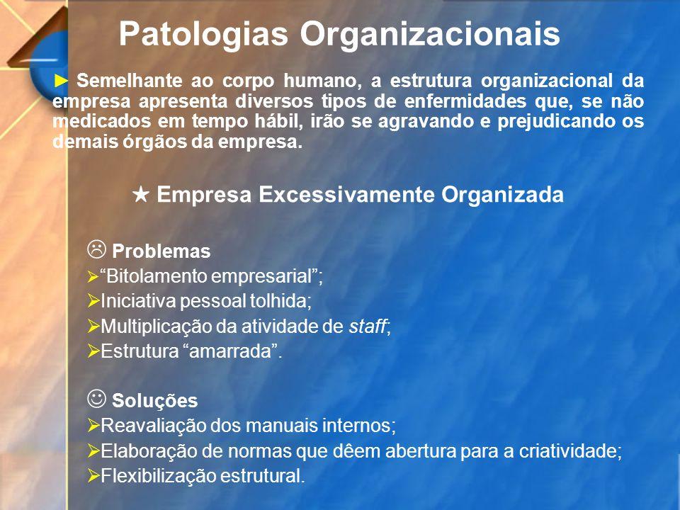 ★ Empresa Excessivamente Organizada