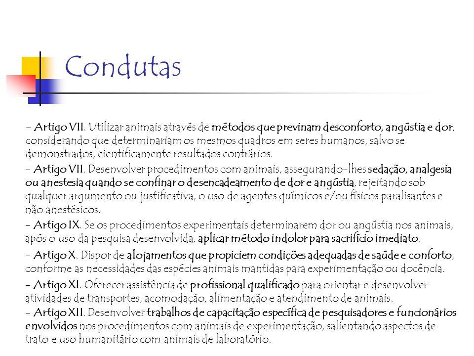 Condutas
