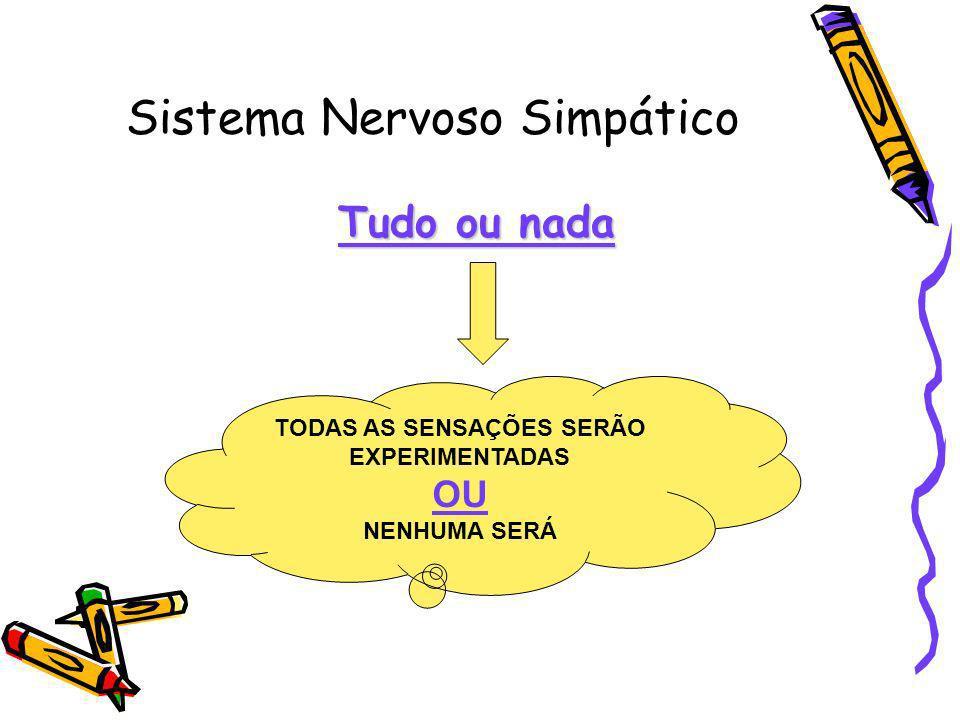 Sistema Nervoso Simpático