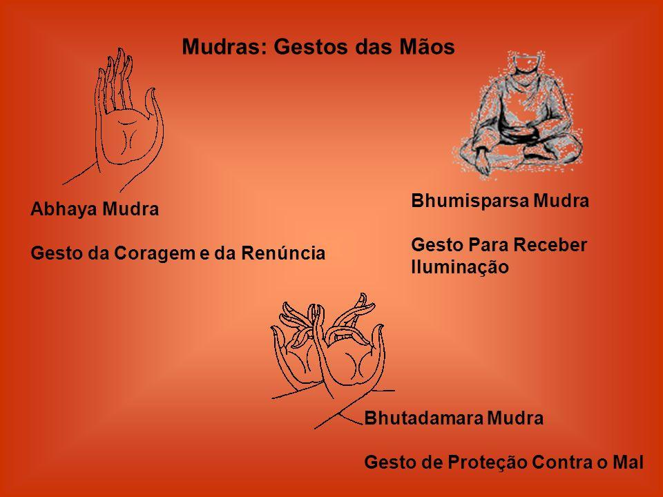Mudras: Gestos das Mãos