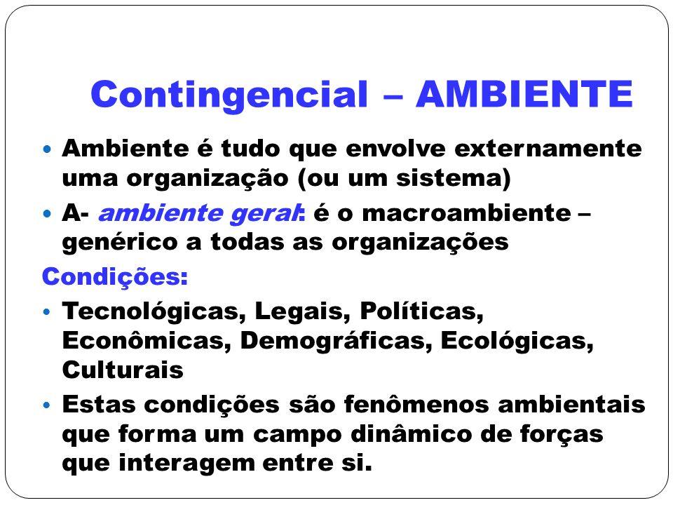 Contingencial – AMBIENTE