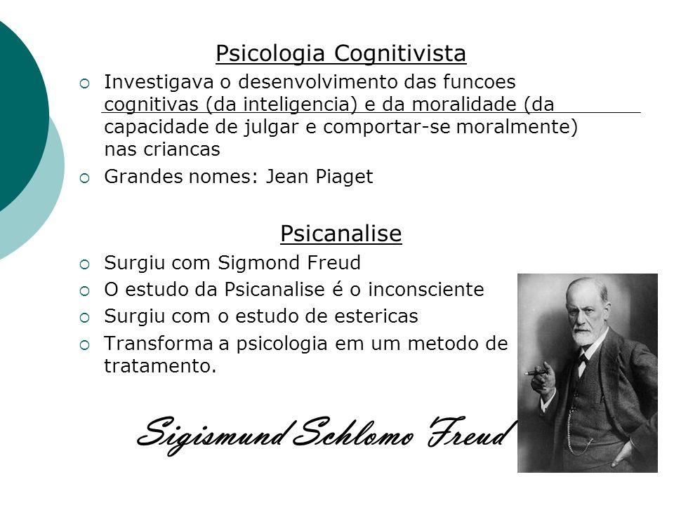 Psicologia Cognitivista