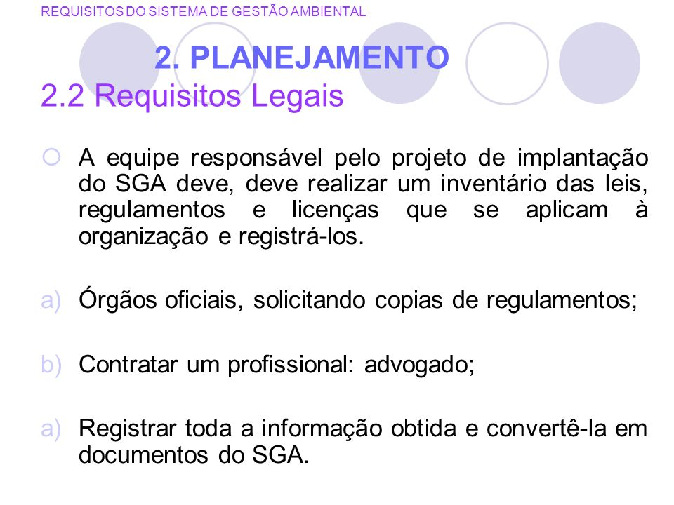 Órgãos oficiais, solicitando copias de regulamentos;