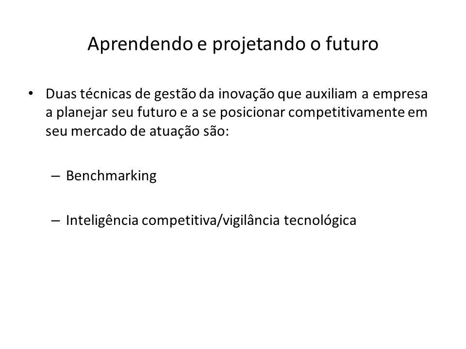 Aprendendo e projetando o futuro