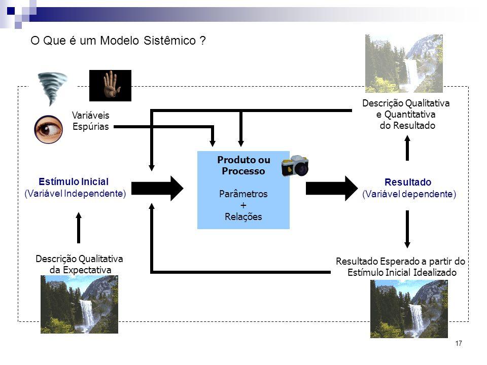 O Que é um Modelo Sistêmico