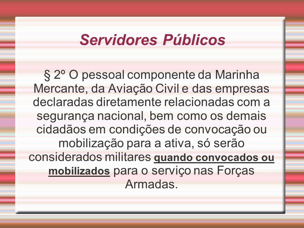 Servidores Públicos