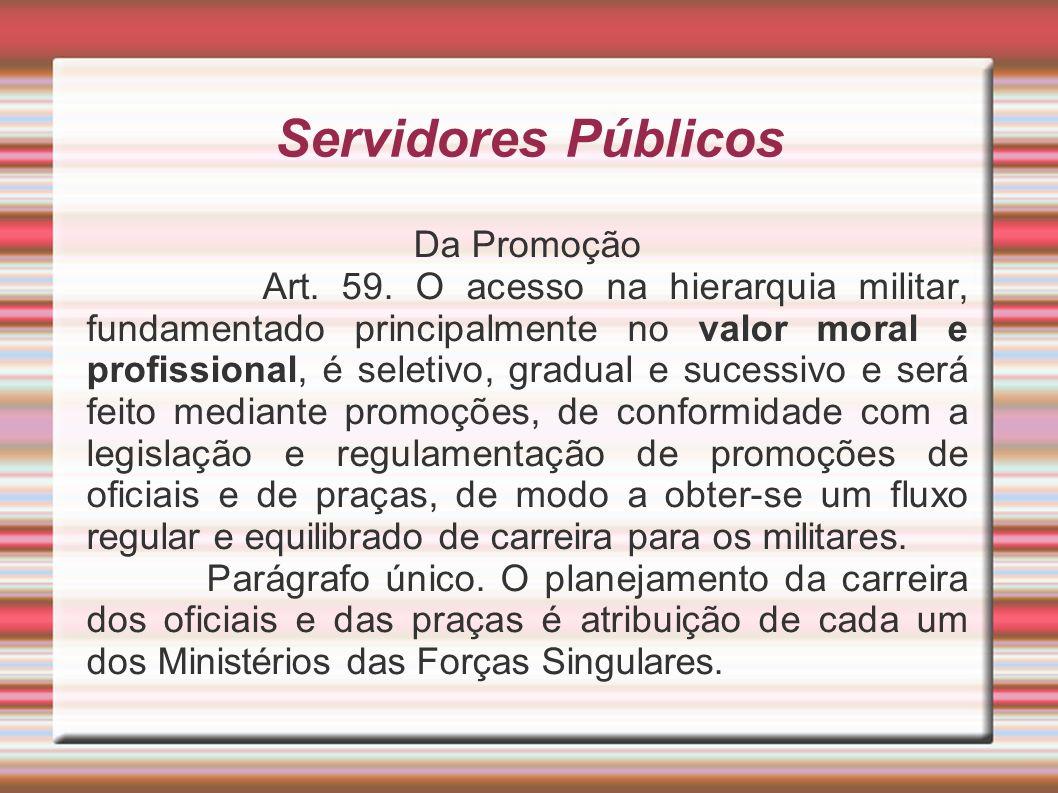 Servidores Públicos Da Promoção