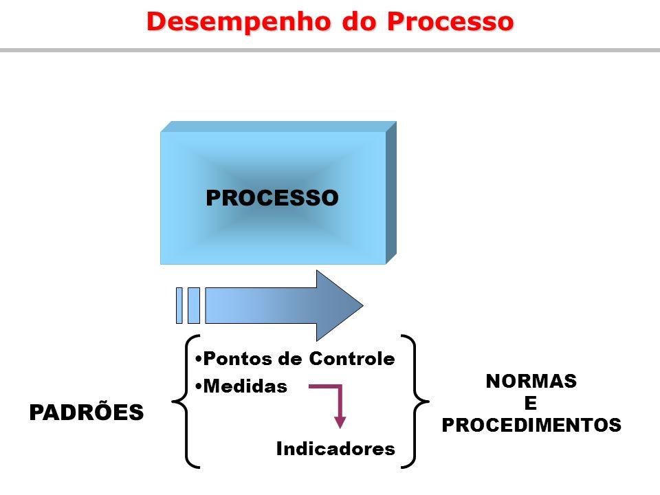 Desempenho do Processo