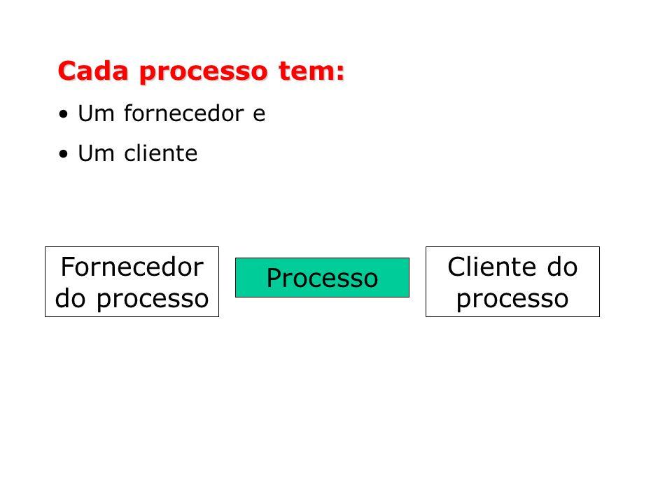 Fornecedor do processo