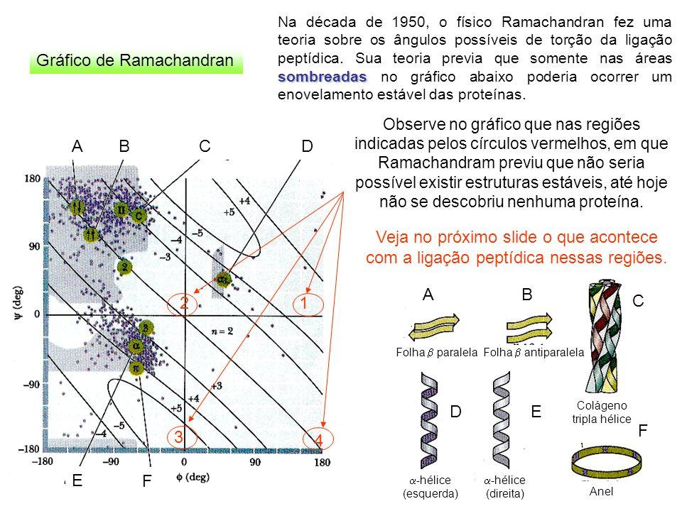 Gráfico de Ramachandran