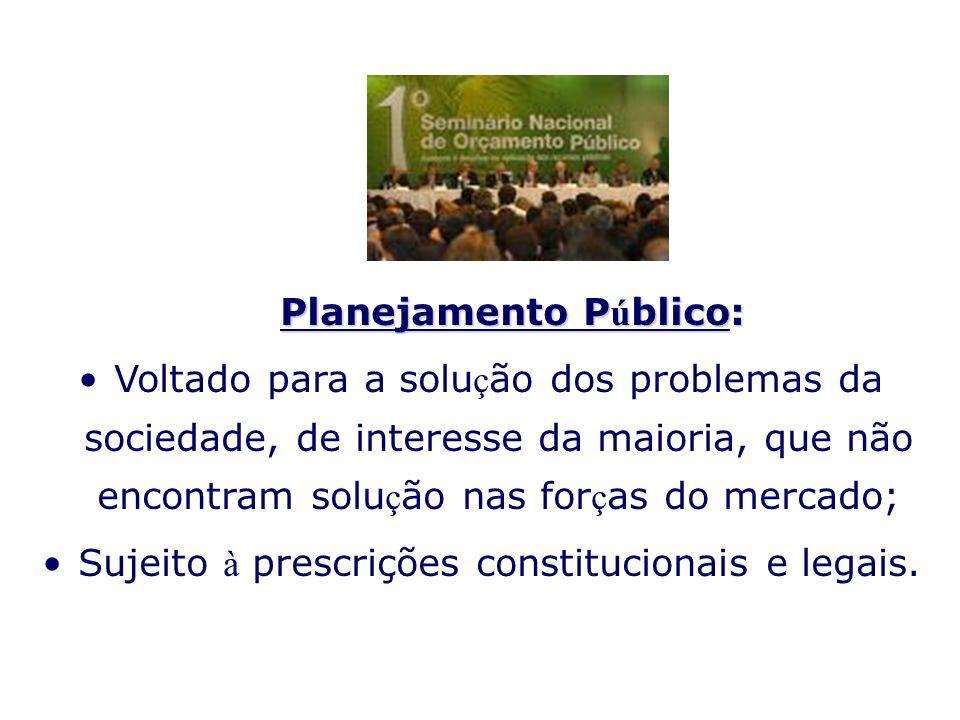 Sujeito à prescrições constitucionais e legais.