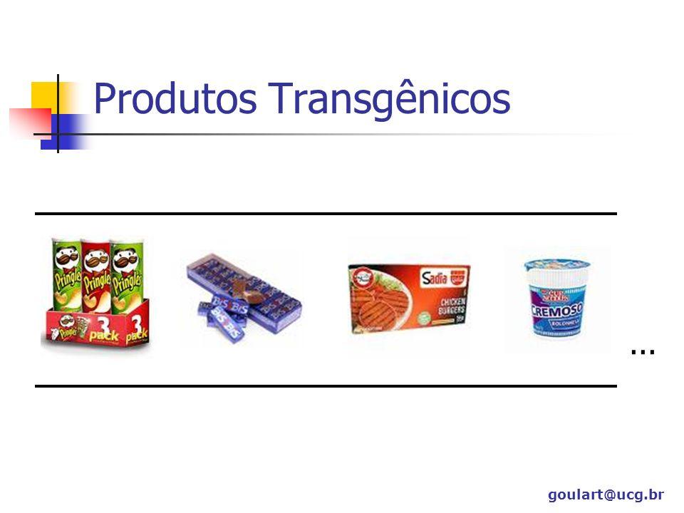 Produtos Transgênicos