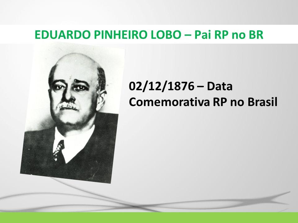 EDUARDO PINHEIRO LOBO – Pai RP no BR