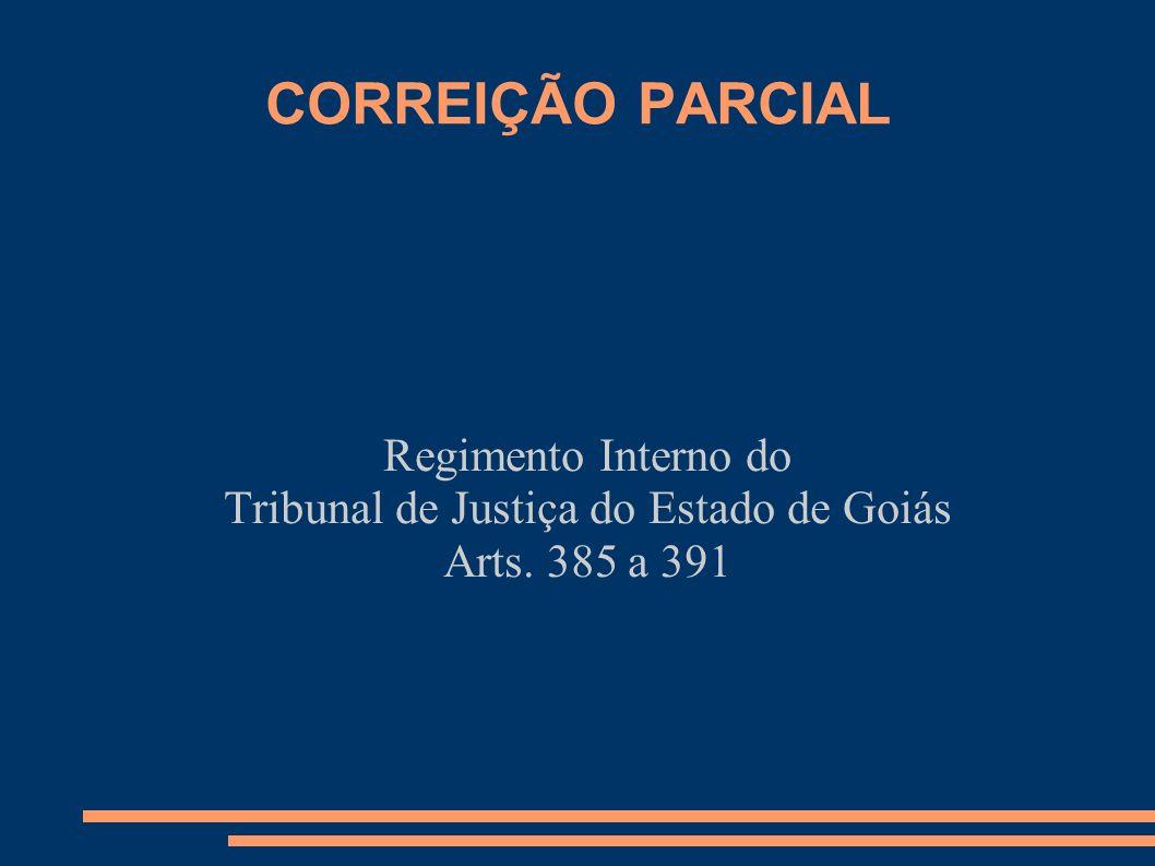 Tribunal de Justiça do Estado de Goiás