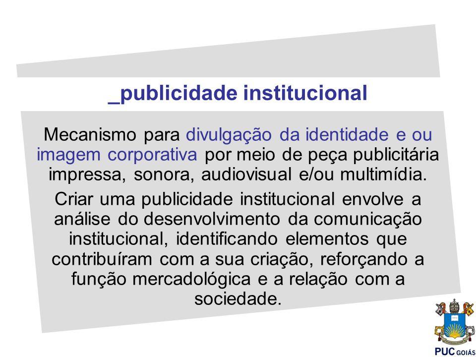 _publicidade institucional