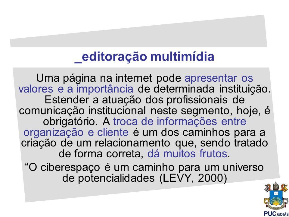 _editoração multimídia