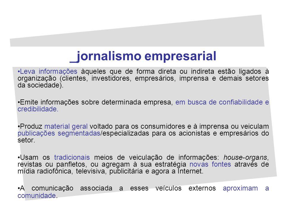 _jornalismo empresarial