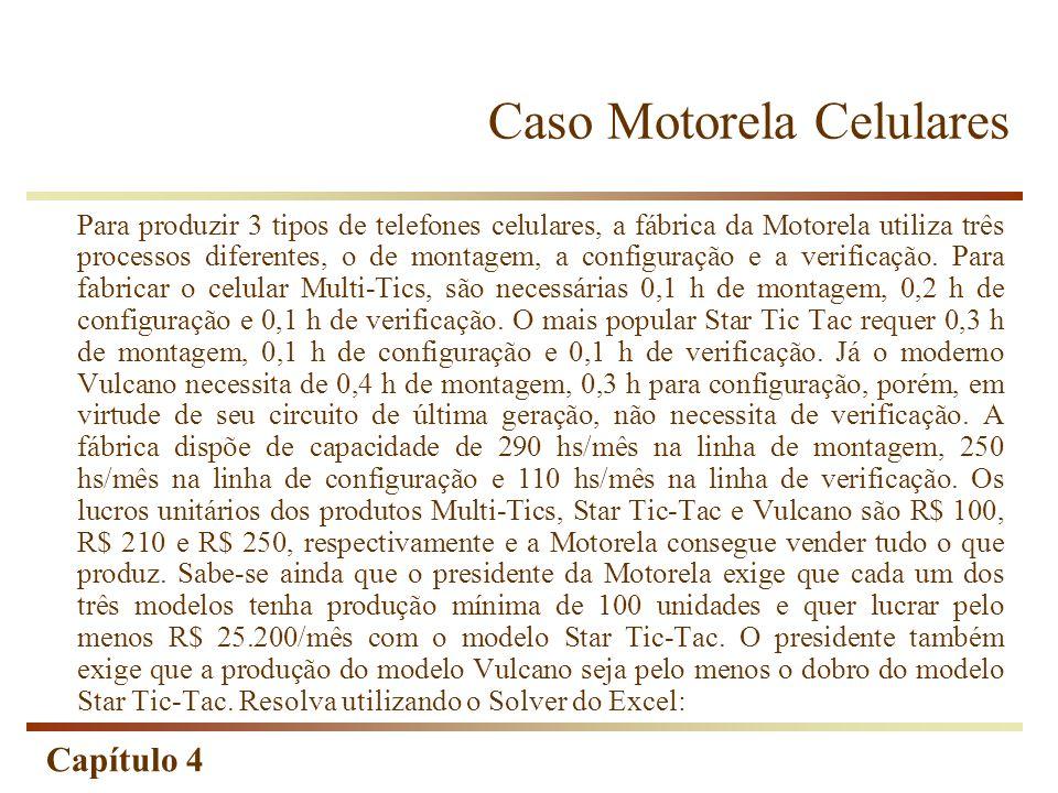 Caso Motorela Celulares