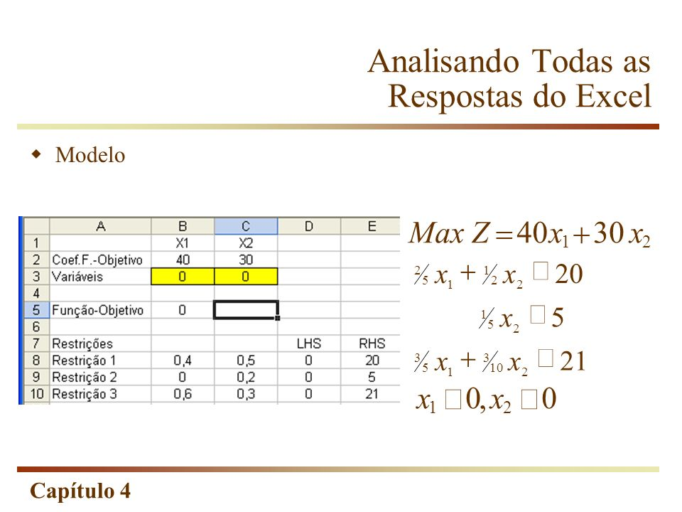 Analisando Todas as Respostas do Excel